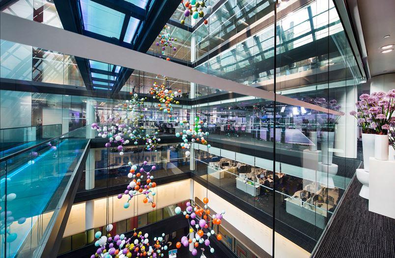 Office London, EC2A 1HD - 50 Finsbury Square