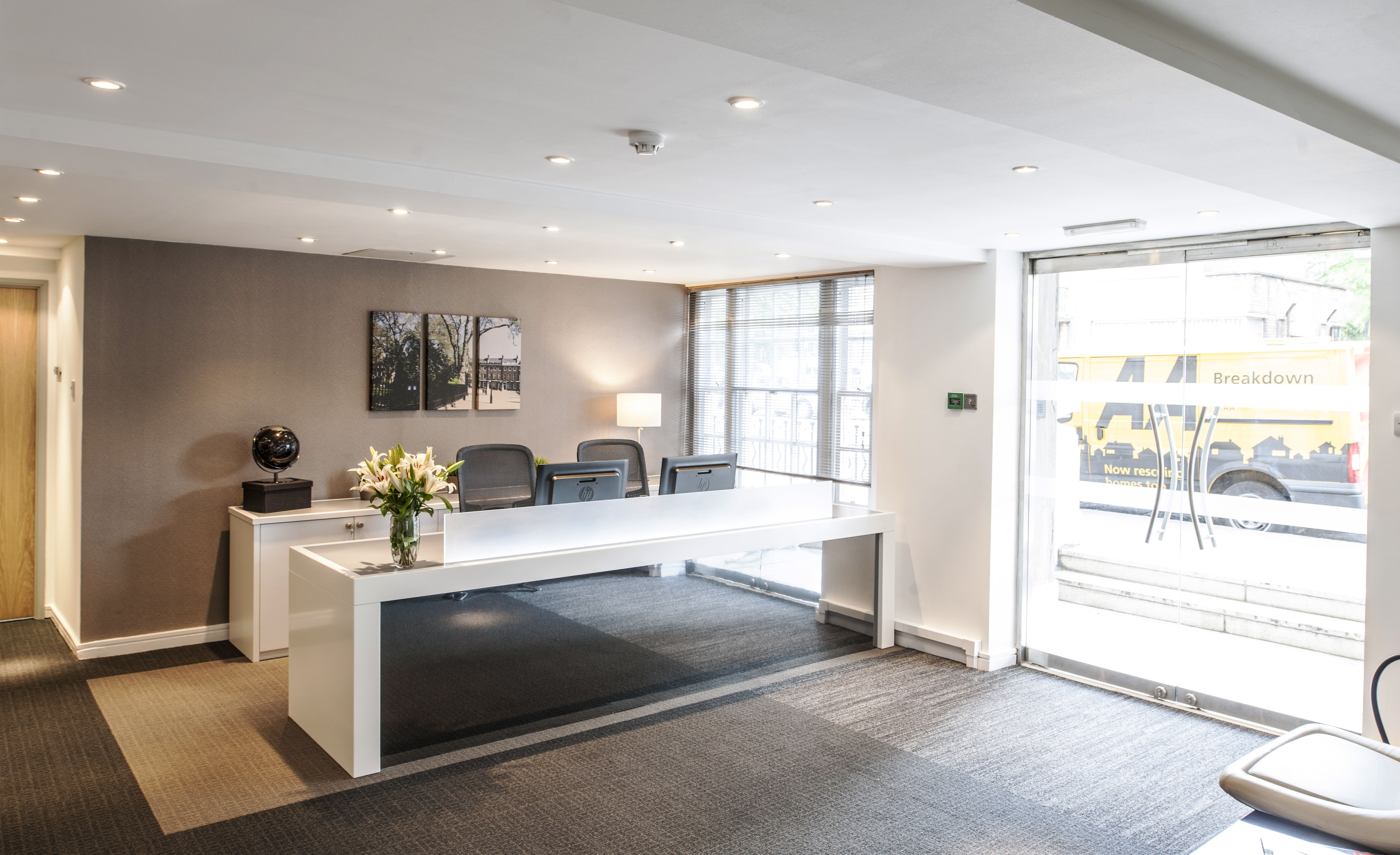 Serviced office London, W2 2UT - 1 Burwood Place