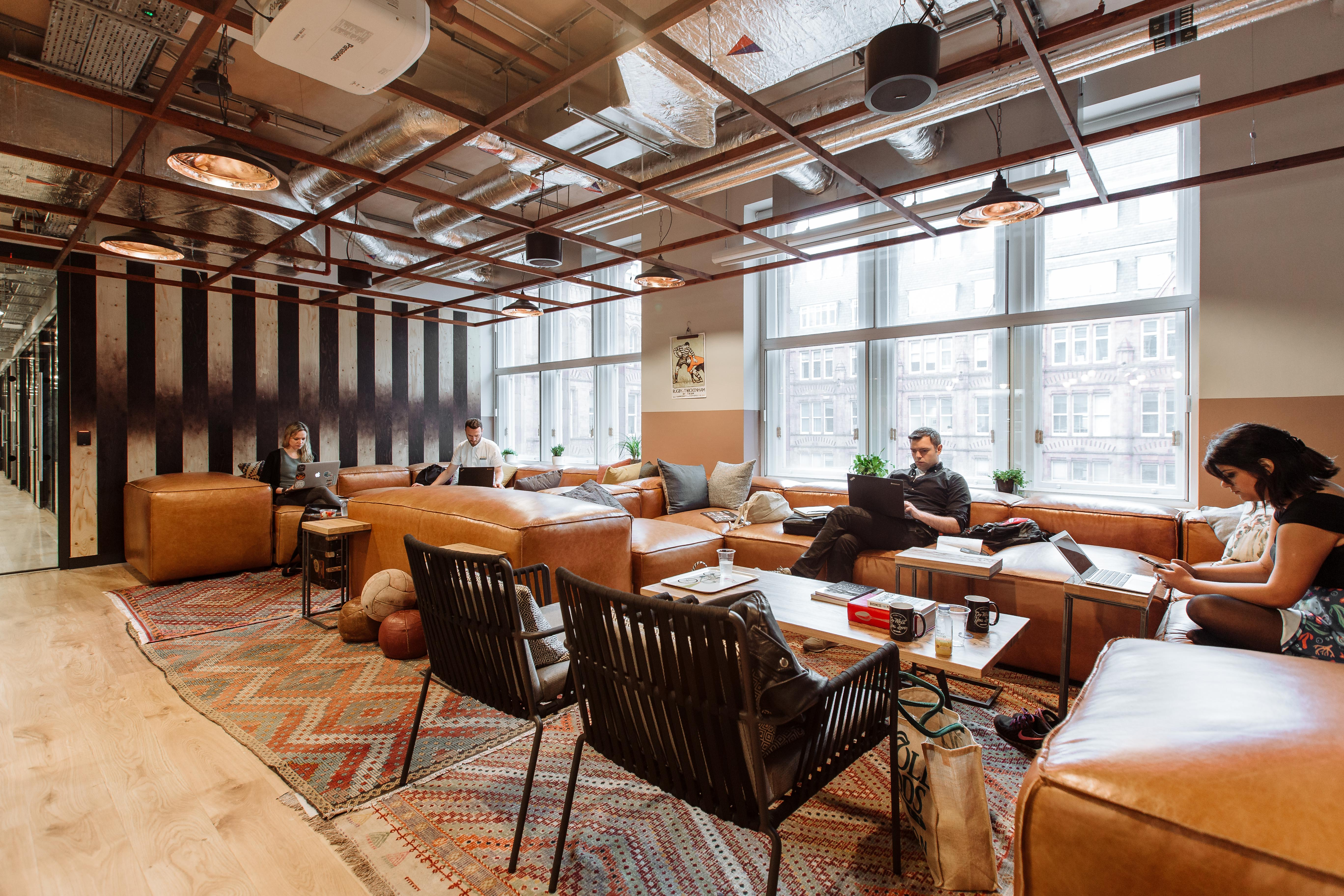 Serviced office London, EC1N 2SW - WeWork, Waterhouse Square