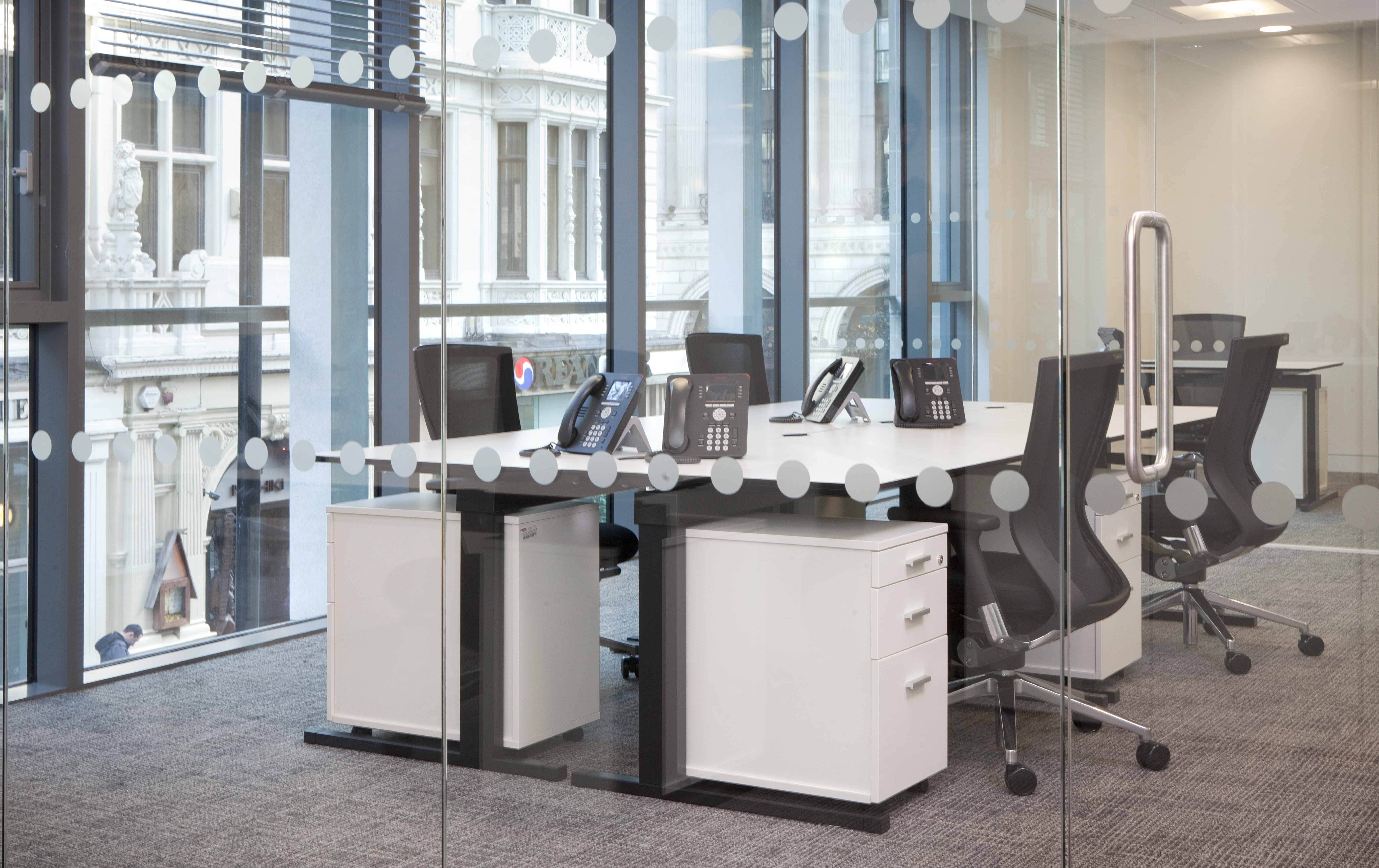 Serviced office London, W1S 4FF - 48 Dover Street