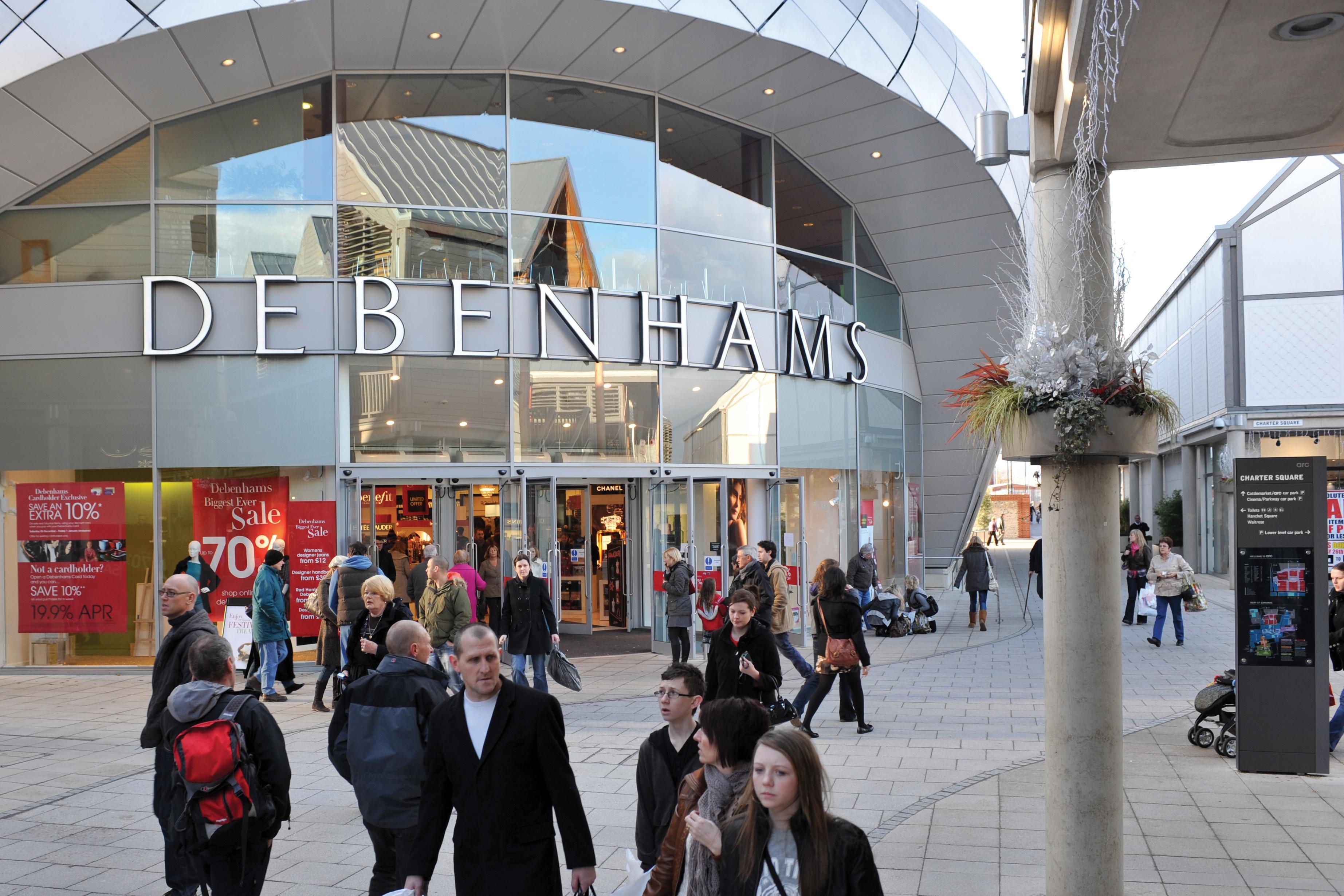 Retail shopping centre Bury st edmunds, IP33 3DG - Arc Shopping Centre