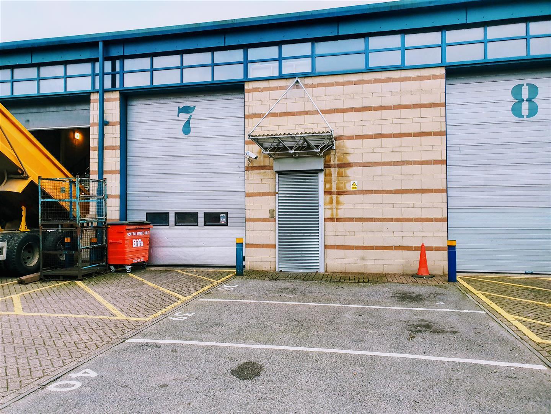 Industrial Hayes, UB4 0JZ - Unit 7, Brook Industrial Estate