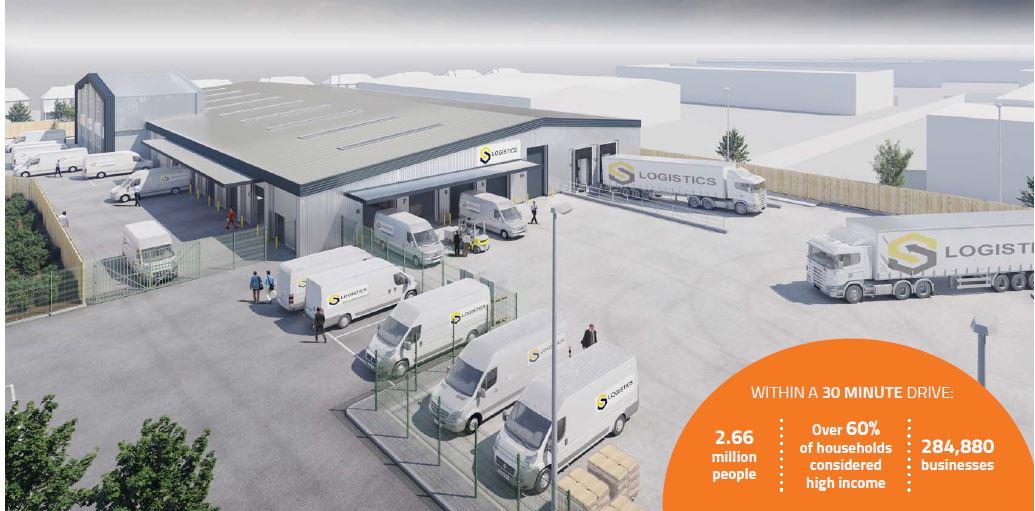 Industrial London, SW19 8UG - Base, Durnsford Road