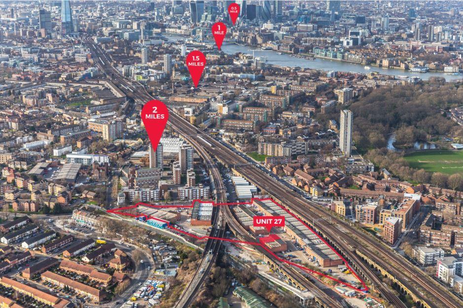 Industrial London, SE16 3LL - Unit 27 Bermondsey Trading Estate