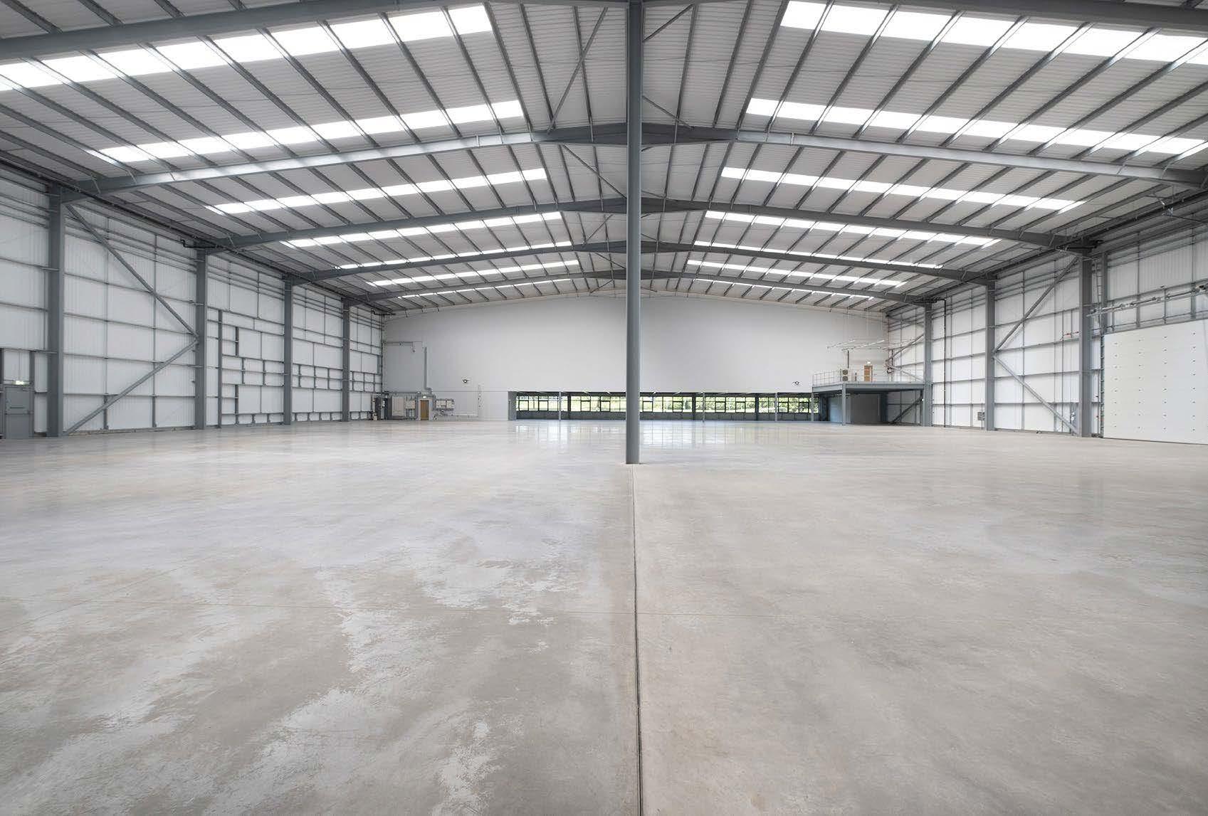 Industrial Birmingham, B37 7YN - Granite 40