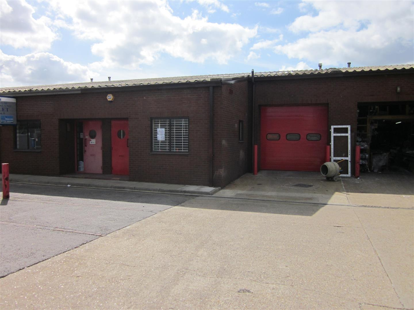Industrial Hayes, UB3 3NW - Unit 3 Chesterfield Way