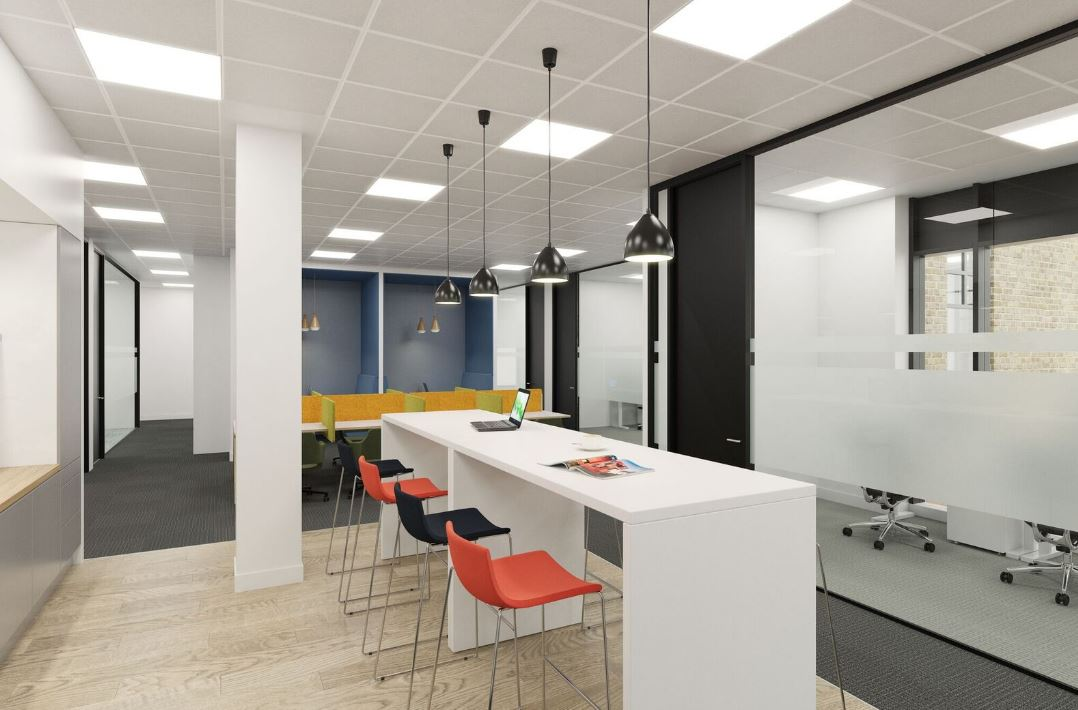 Serviced office Staines, TW18 3BA - Rourke House