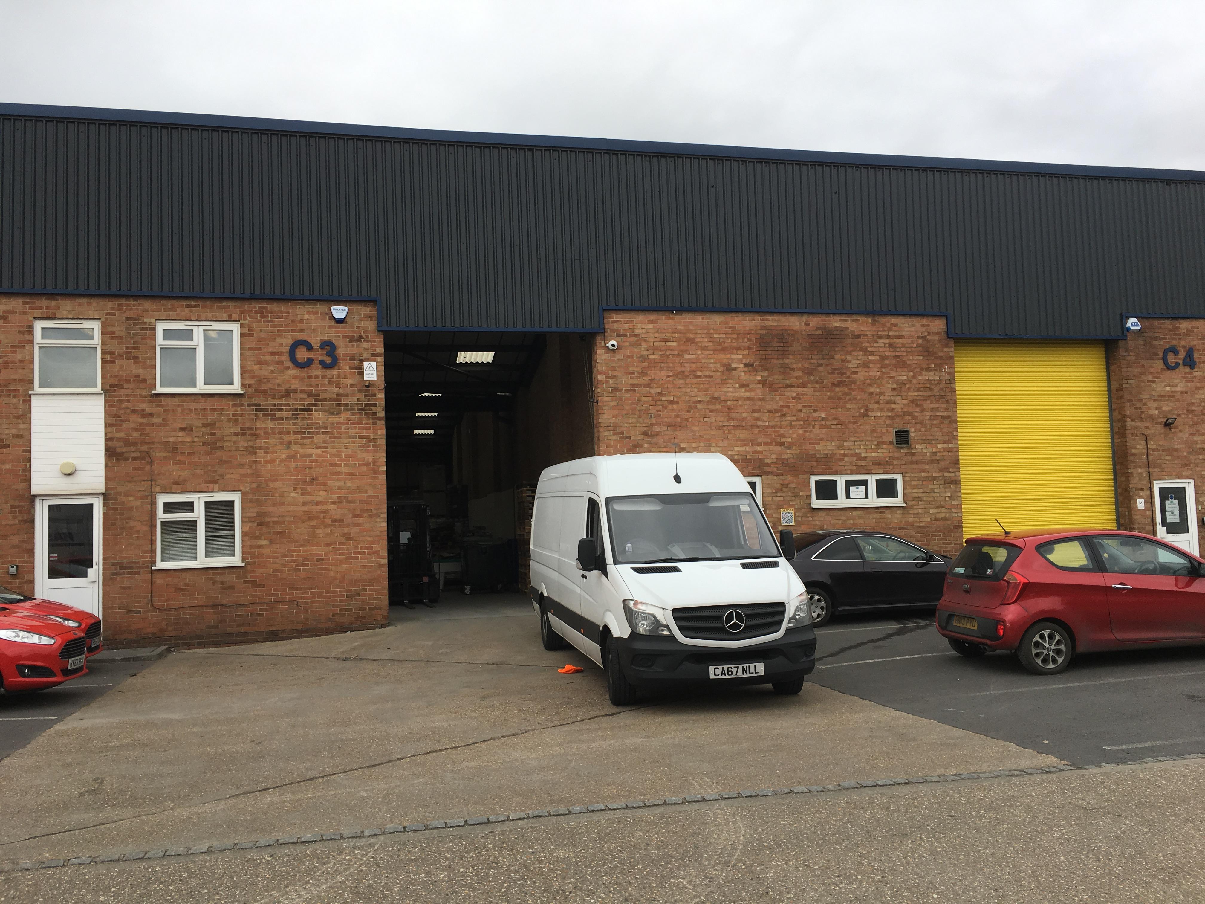 Industrial Eastleigh, SO50 6RS - Unit C3 Deacon Trading Estate
