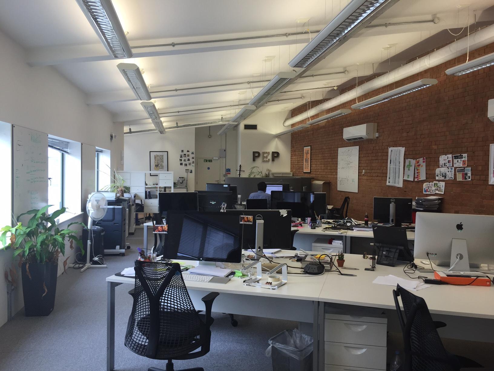 Office London, EC2A 3LT - 9 Curtain Road