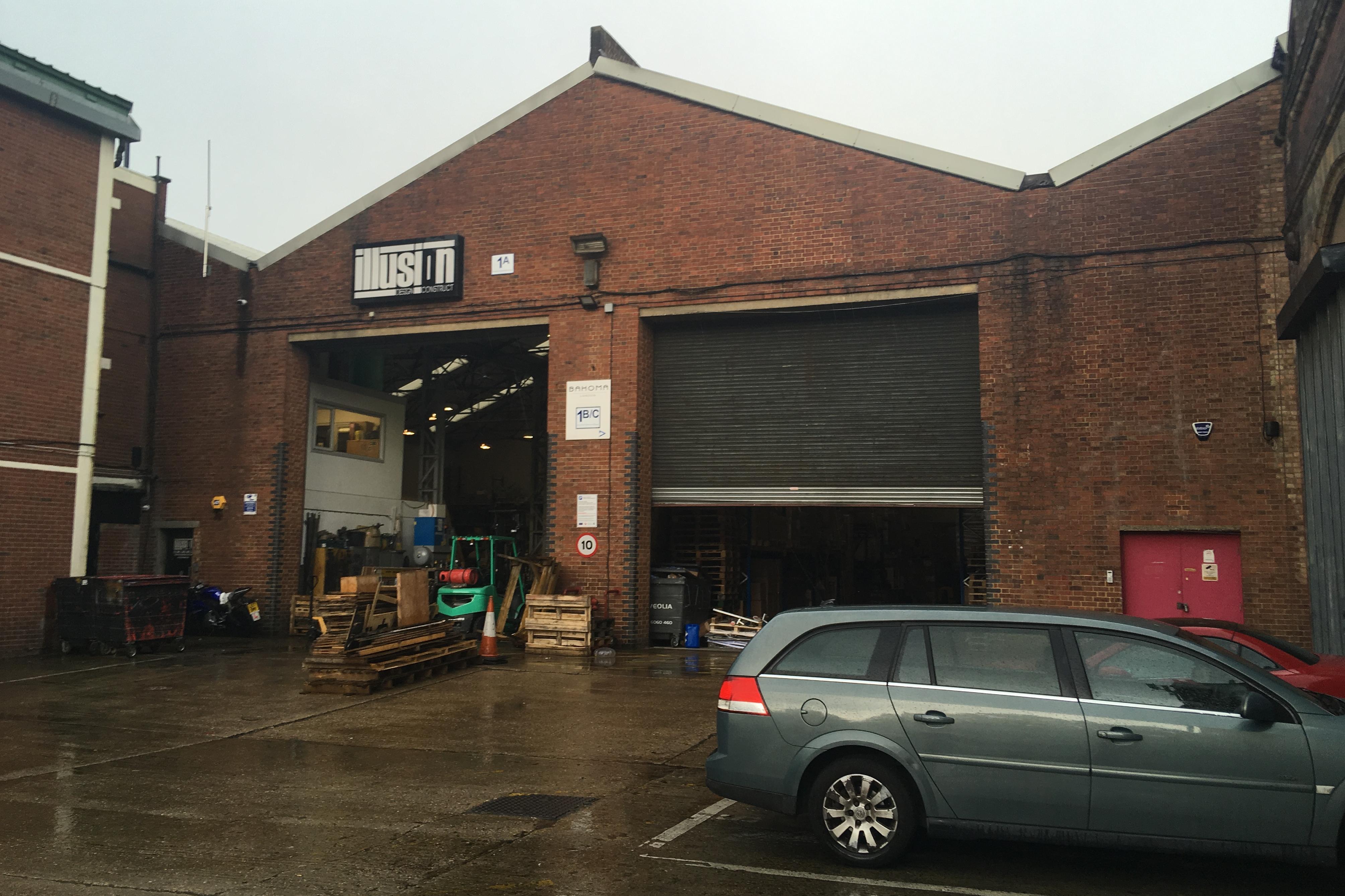 Industrial London, SE14 5RW - Unit 1A Juno Way, Elizabeth Industrial Estate