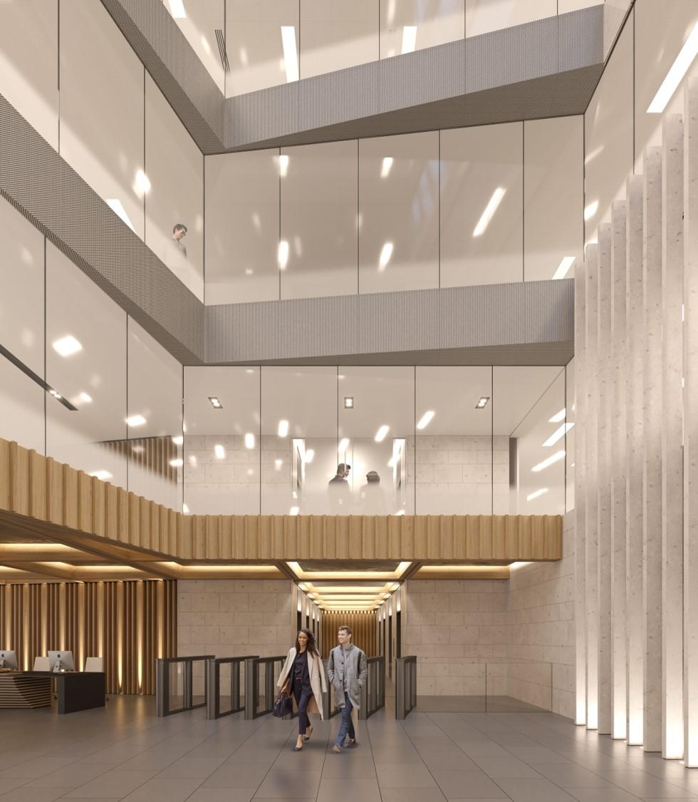 Office London, EC3M 4BT - Eightyfen