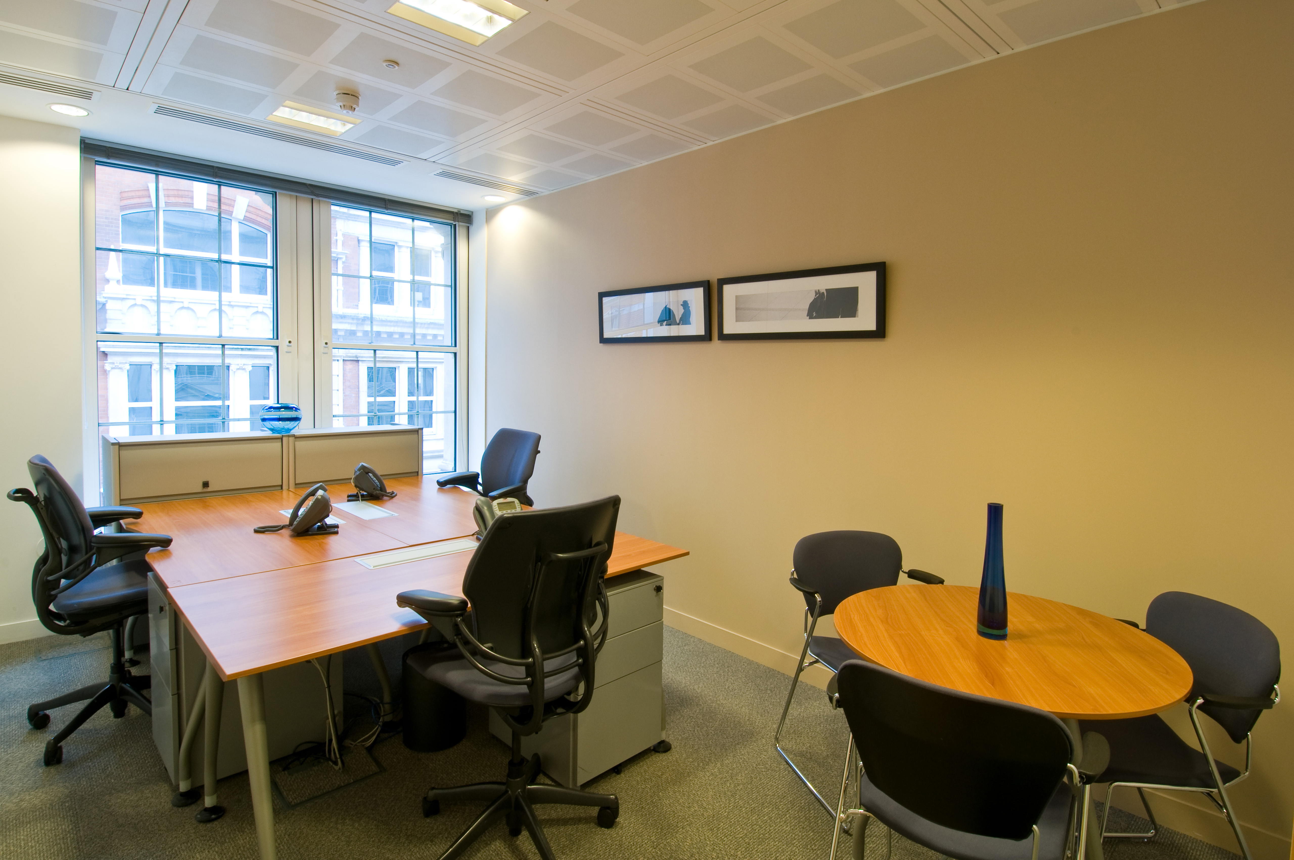 Serviced office London, EC2M 1NH - 35 New Broad Street