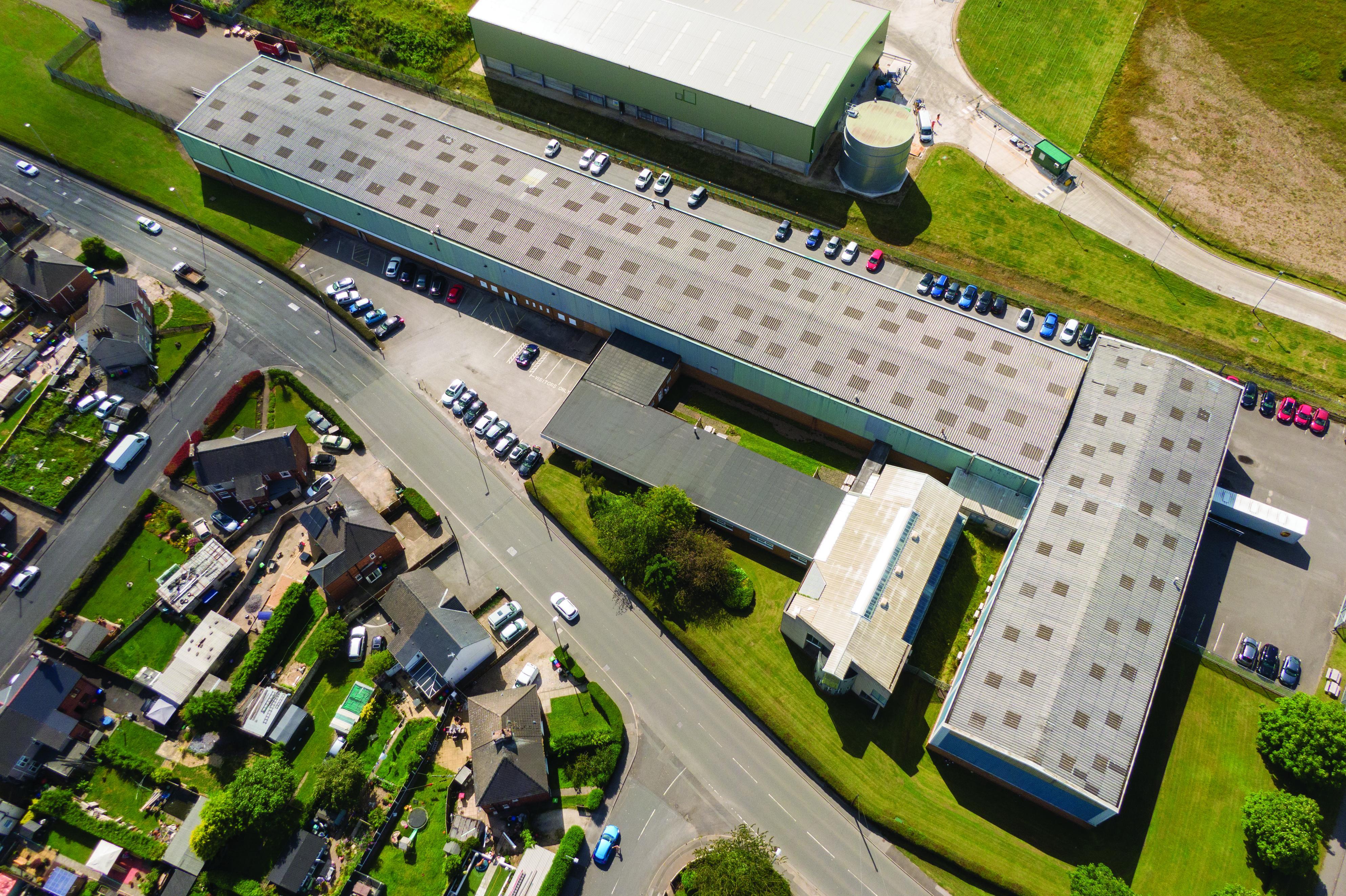 Industrial Kirkby-in-ashfield, NG17 7DE - Lowmoor Road