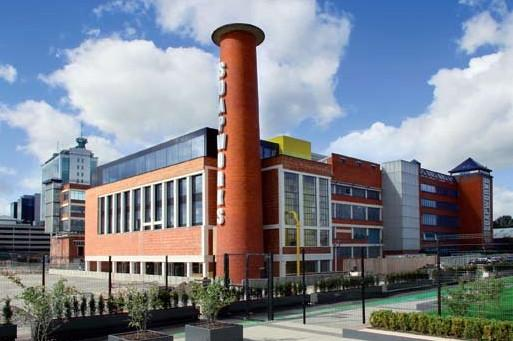 Office Salford, M5 3NP - Soapworks - The Boiler House