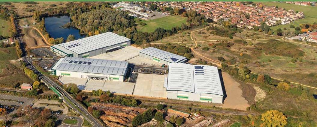 Industrial Heathrow, TW14 8EE - Heathrow Logistics Park