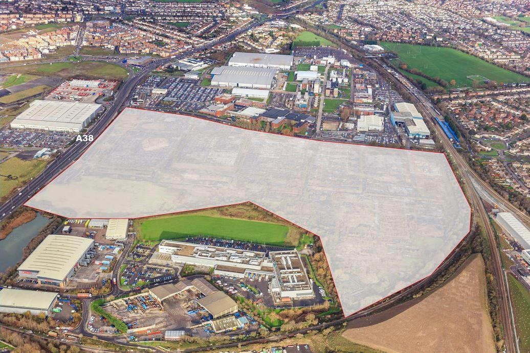 Industrial Bristol, BS34 6QB - Horizon 38
