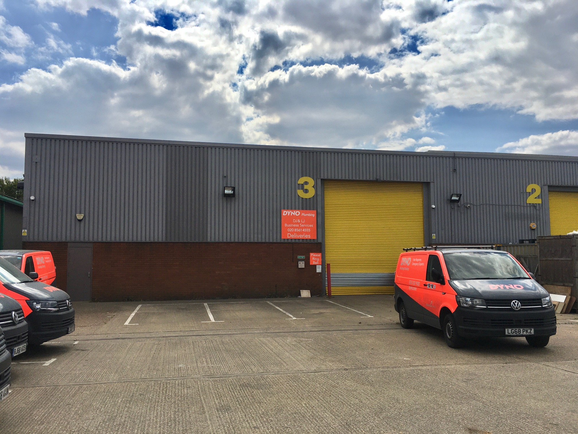 Industrial Hayes, UB3 3NE - Unit 3 Provident Industrial Estate