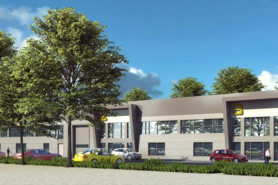 Industrial Esher, KT10 8BL - Royal Mills, Sandown Industrial Park