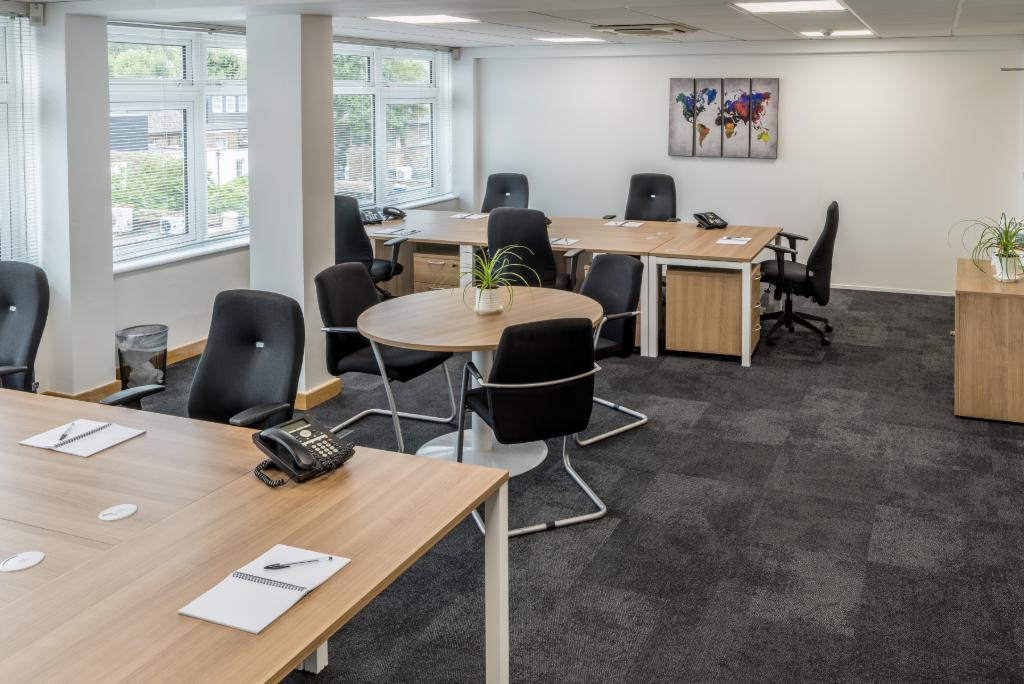 Serviced office London, W4 1QP - Gable House
