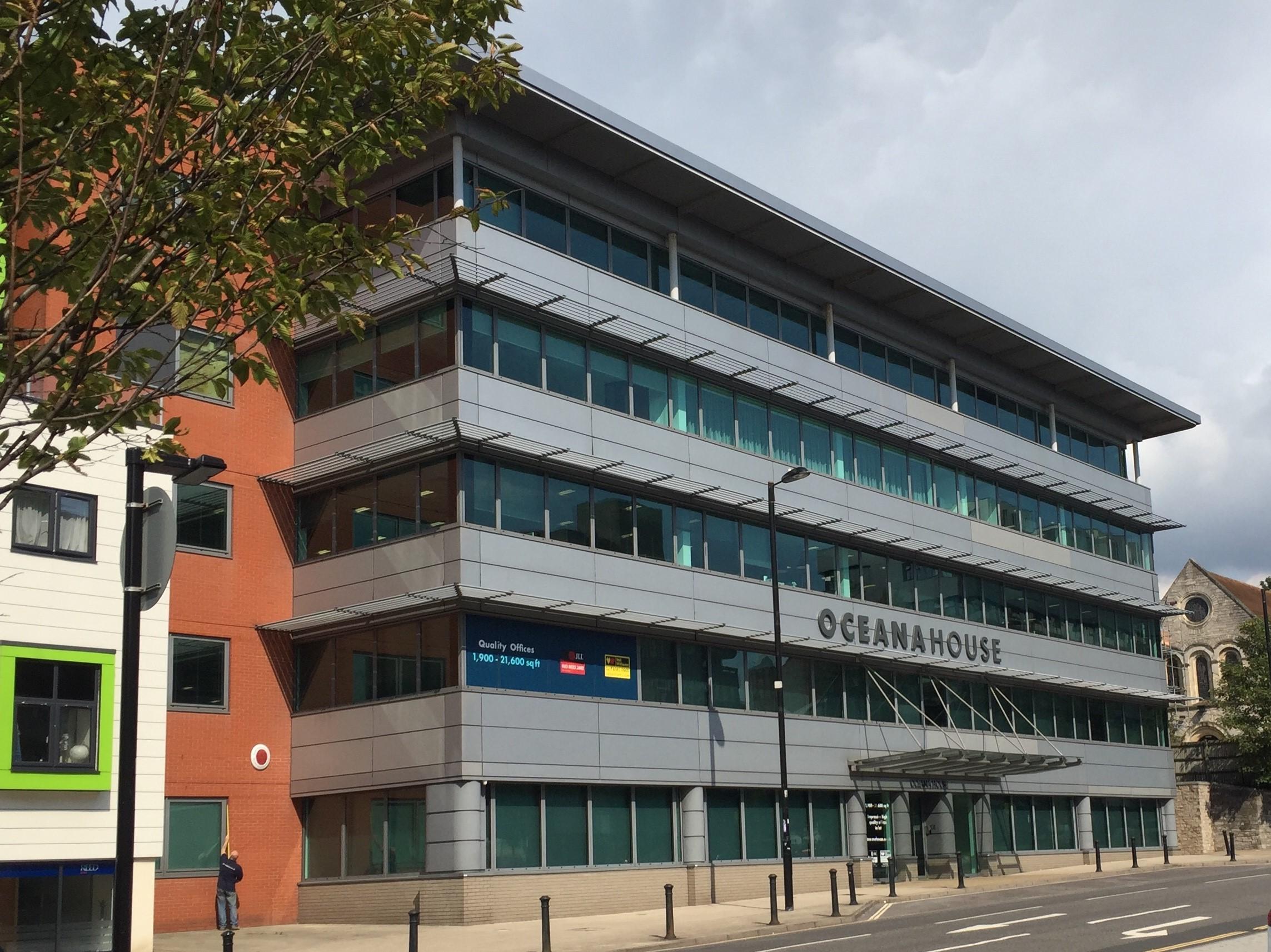 Office Southampton, SO15 1GA - Oceana House