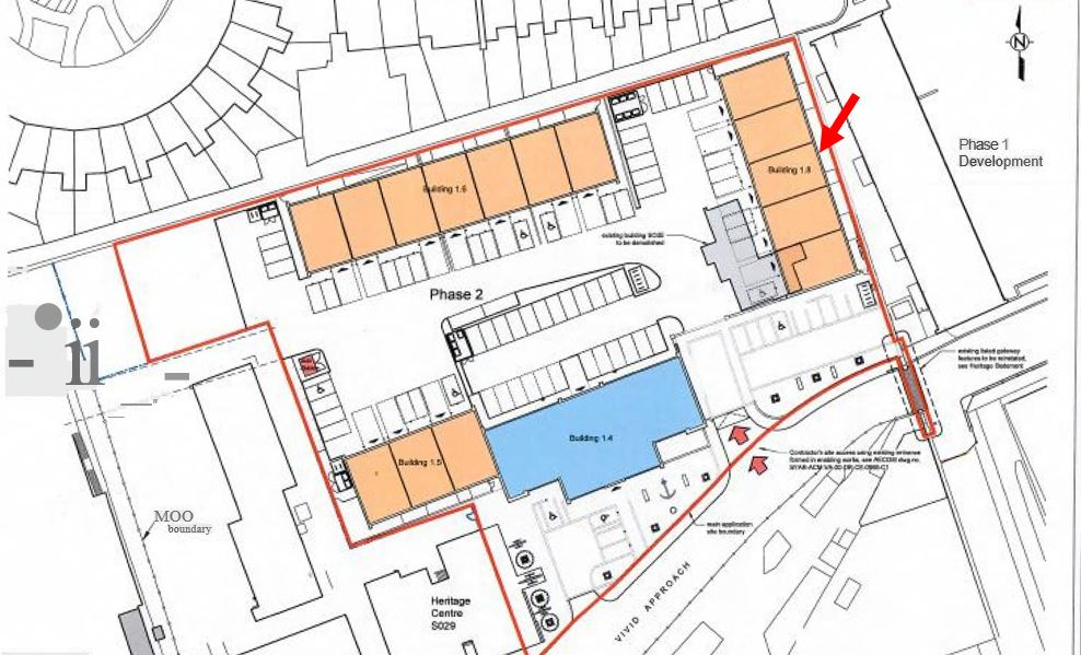 Industrial Plymouth, PL1 4RW - Unit 2, Block 1.8, Phase II Oceansgate
