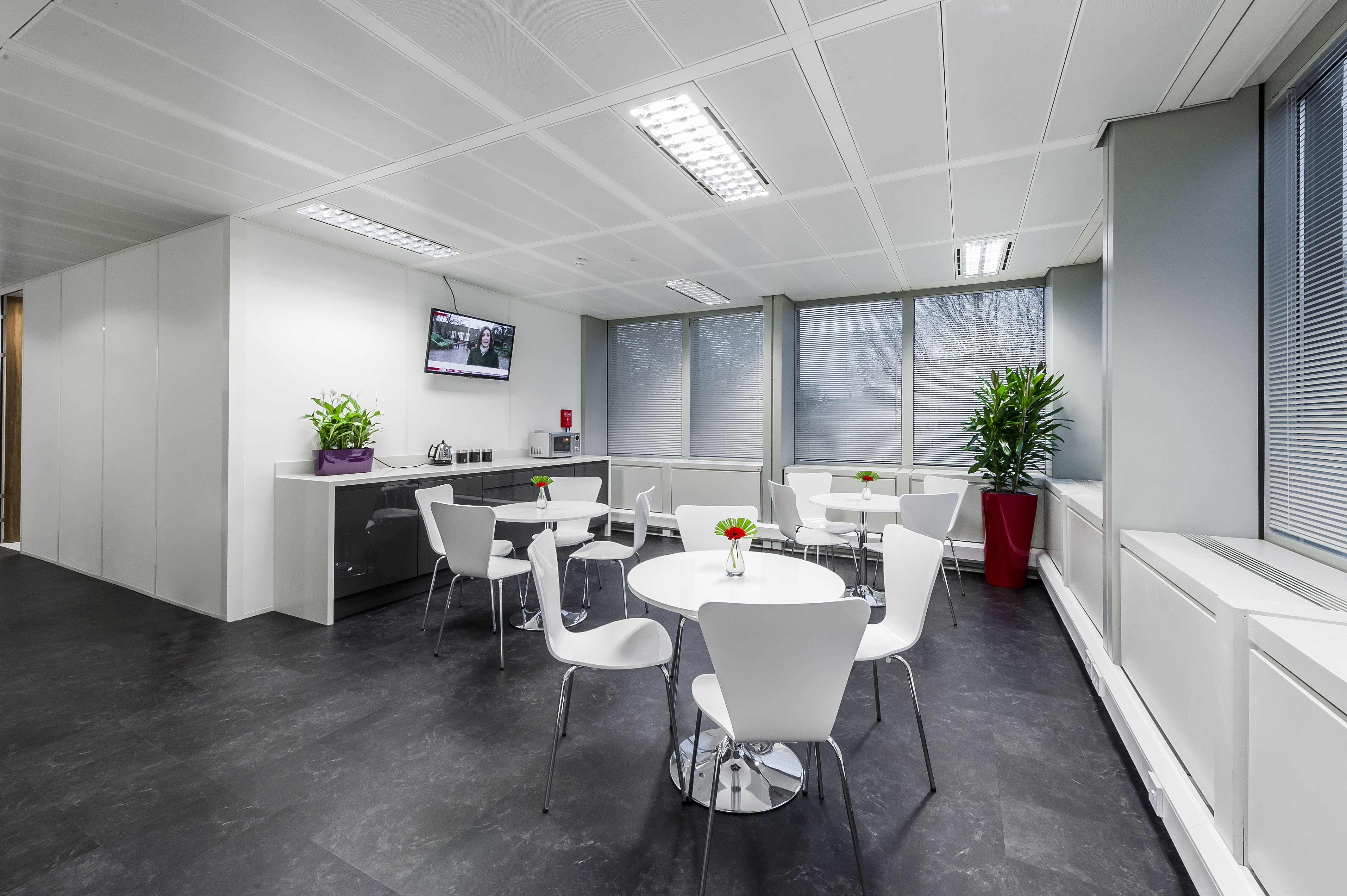 Serviced office London, NW1 2DX - Evergreen House North