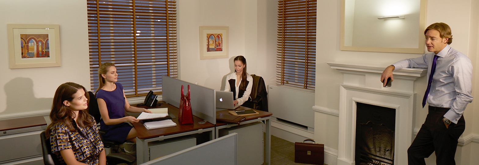 Serviced office London, WC2E 7PP - Hudson House