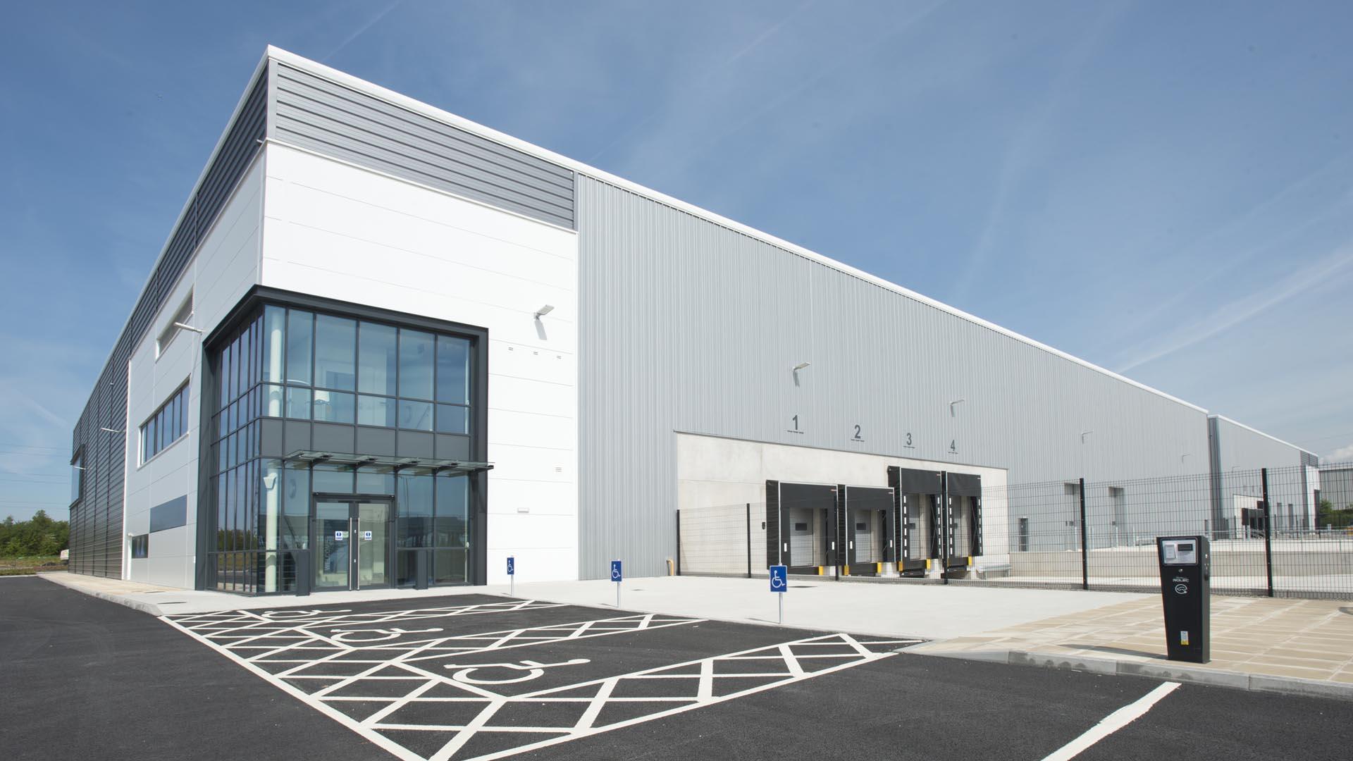 Industrial Bolton, BL5 1BT - Logistics North