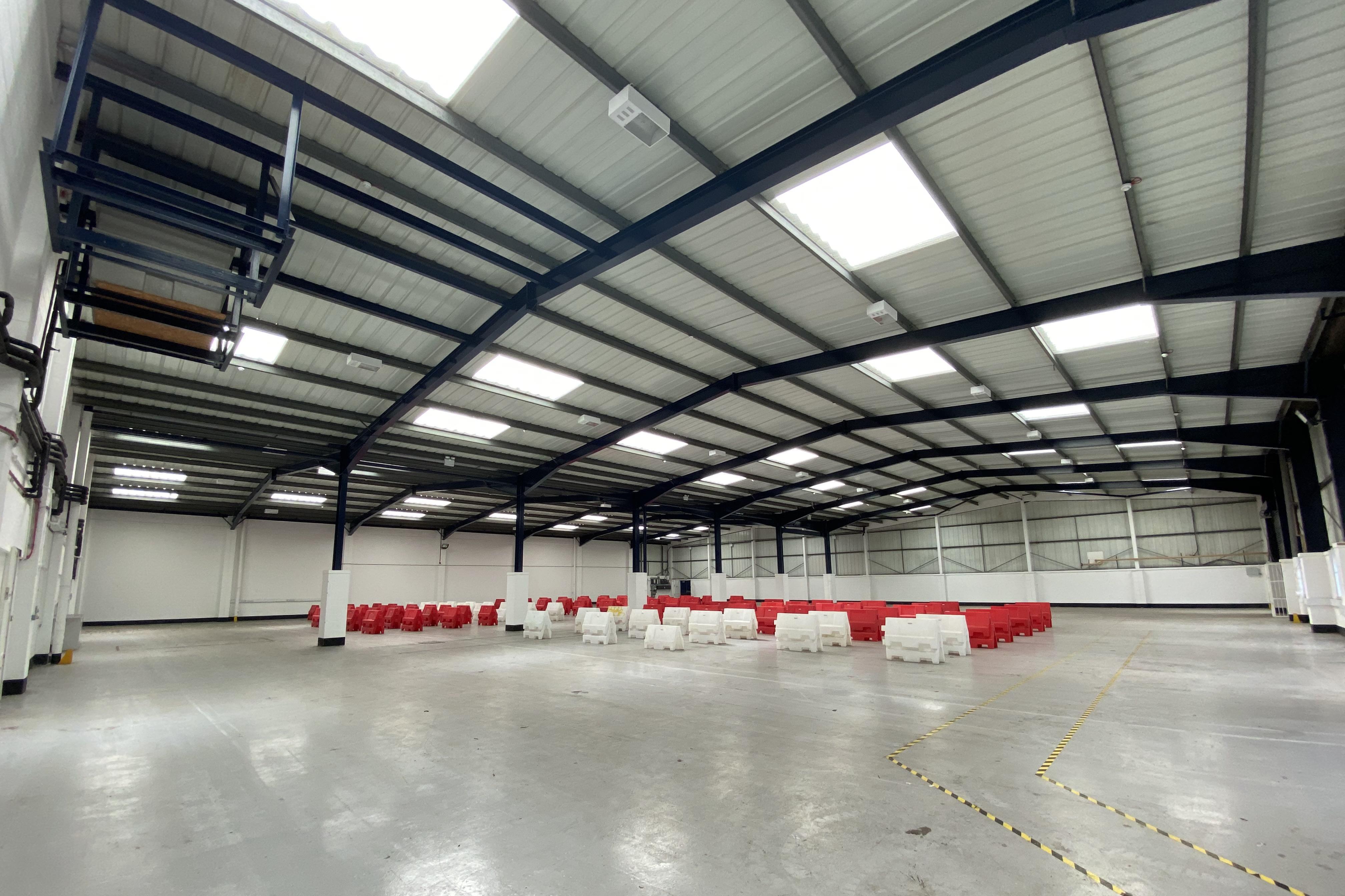 Industrial Aylesbury, HP20 1DQ - Unit 1 Stocklake Park Industrial Estate