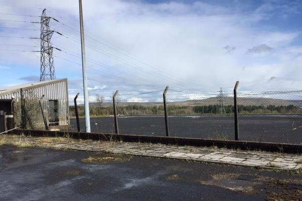 Industrial Ebbw vale, NP23 5SD - Self-Contained Yard, Rassau Industrial Estate