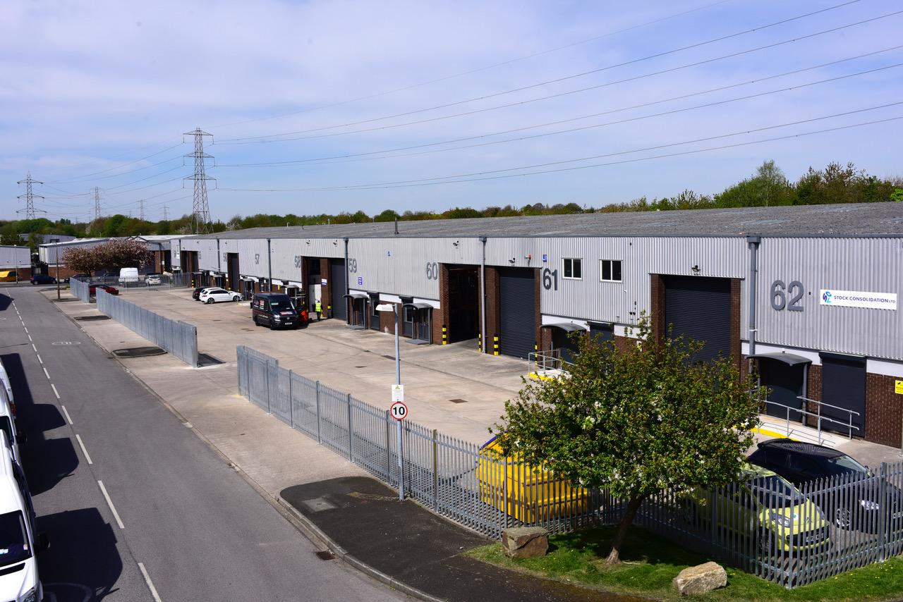 Industrial Walkden, M28 3PT - Oakhill 61