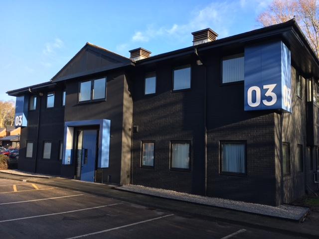 Office Runcorn, WA7 1HR - Evolution Park
