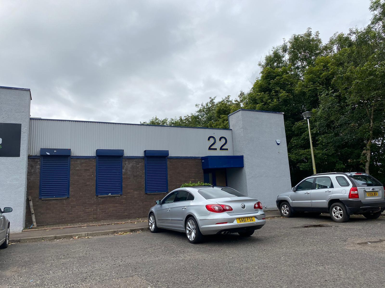 Industrial East kilbride, G75 0YN - Albion Way
