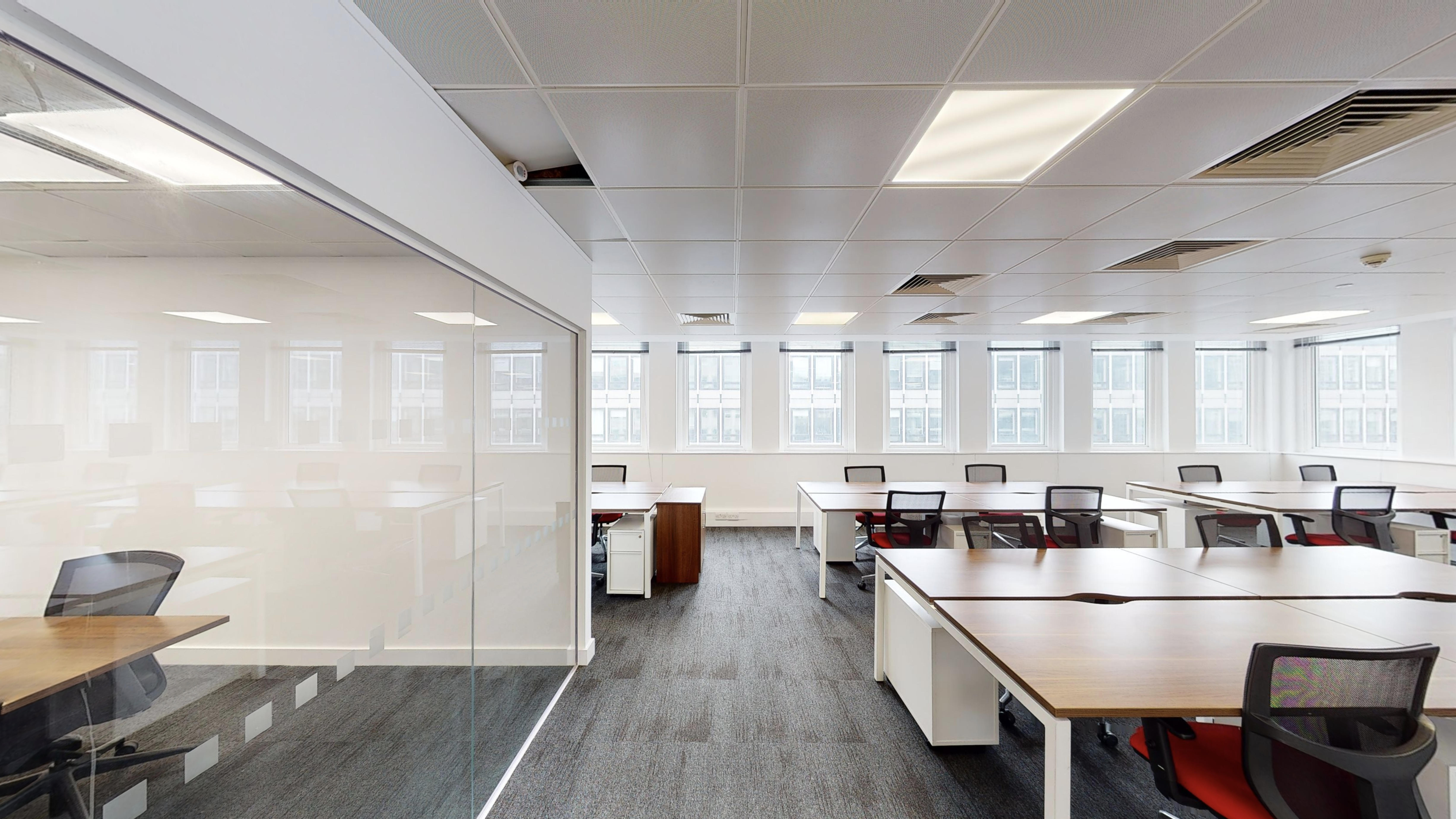 Serviced office London, SW1H 0NB - 20 Victoria Street