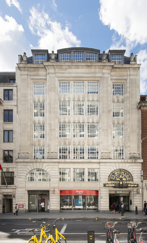 Office London, EC2V 6LR - 1 Crown Court