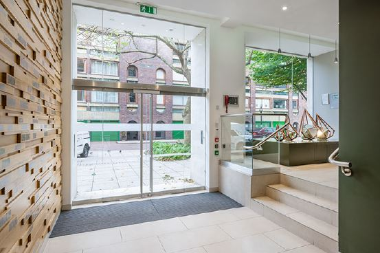 Office London, EC2Y 5BL - 1 Monkwell Square