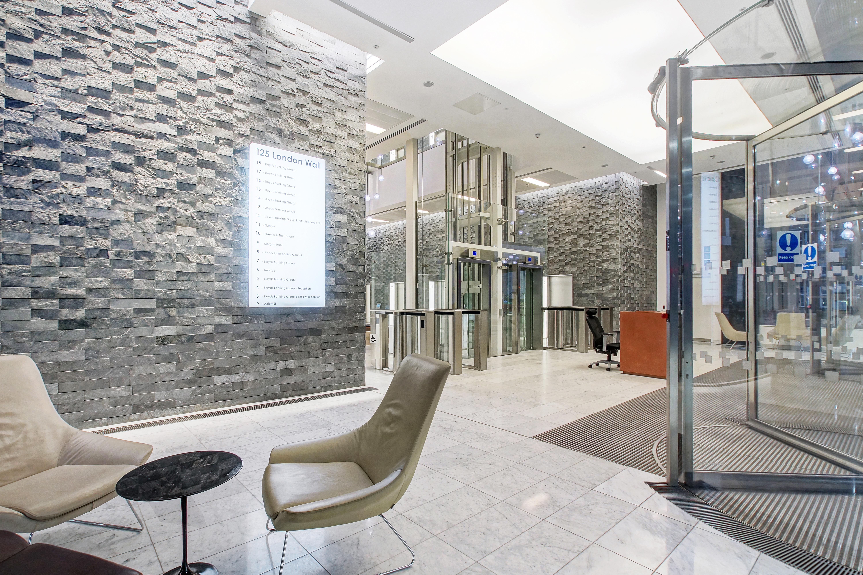 Office London, EC2Y 5AS - 125 London Wall