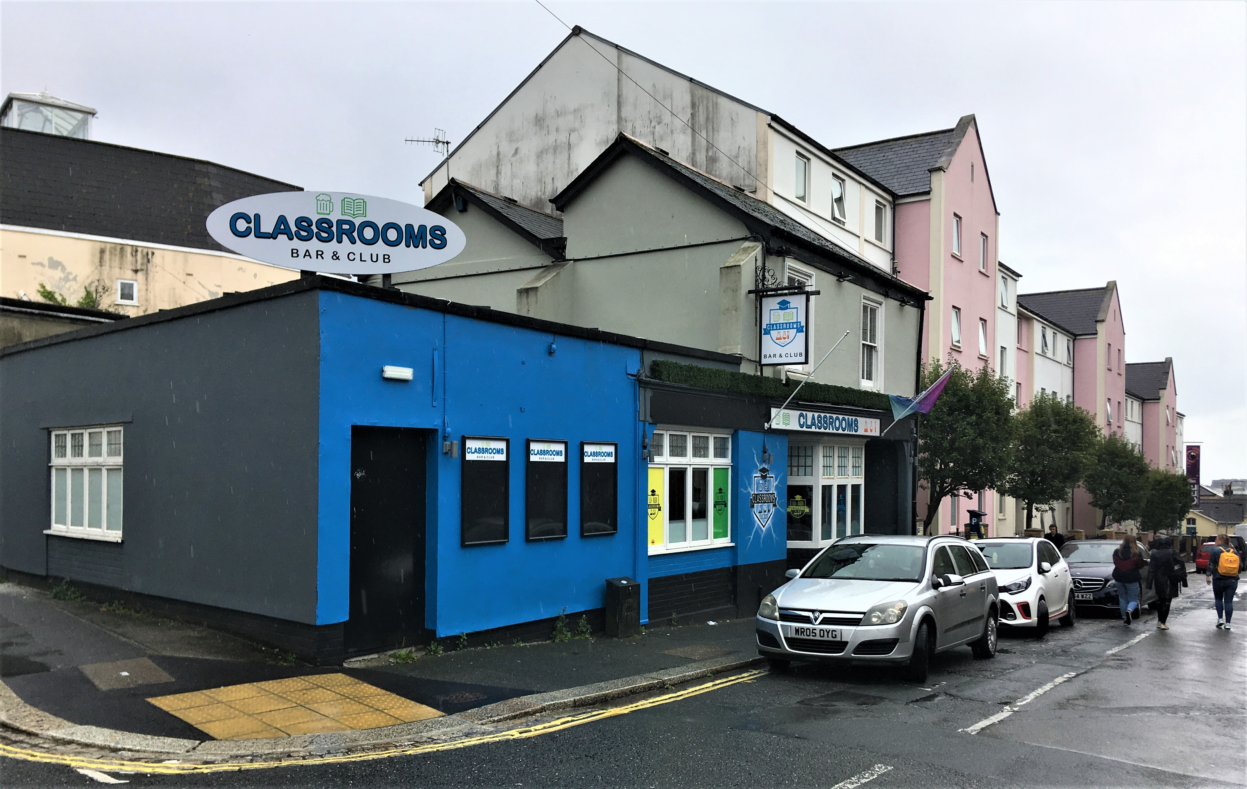 Leisure Plymouth, PL4 8BZ - Classrooms Bar and Club