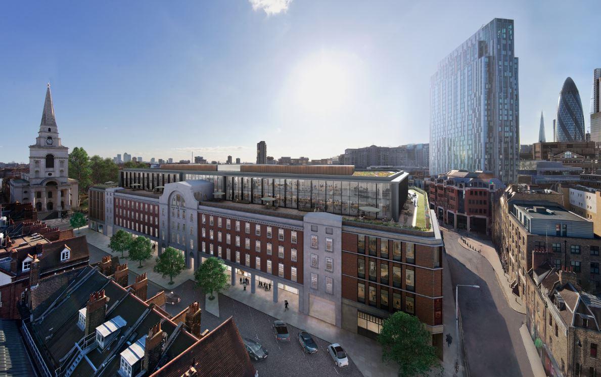 Office London, E1 6EN - London Fruit & Wool Exchange