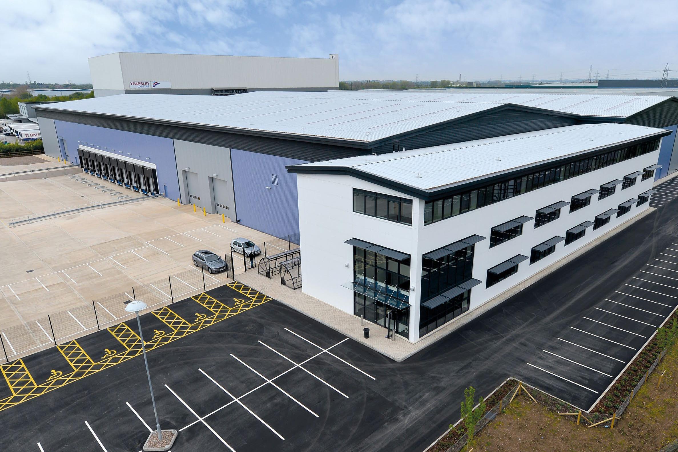 Industrial Birmingham, B46 1AQ - Hams Hall 145