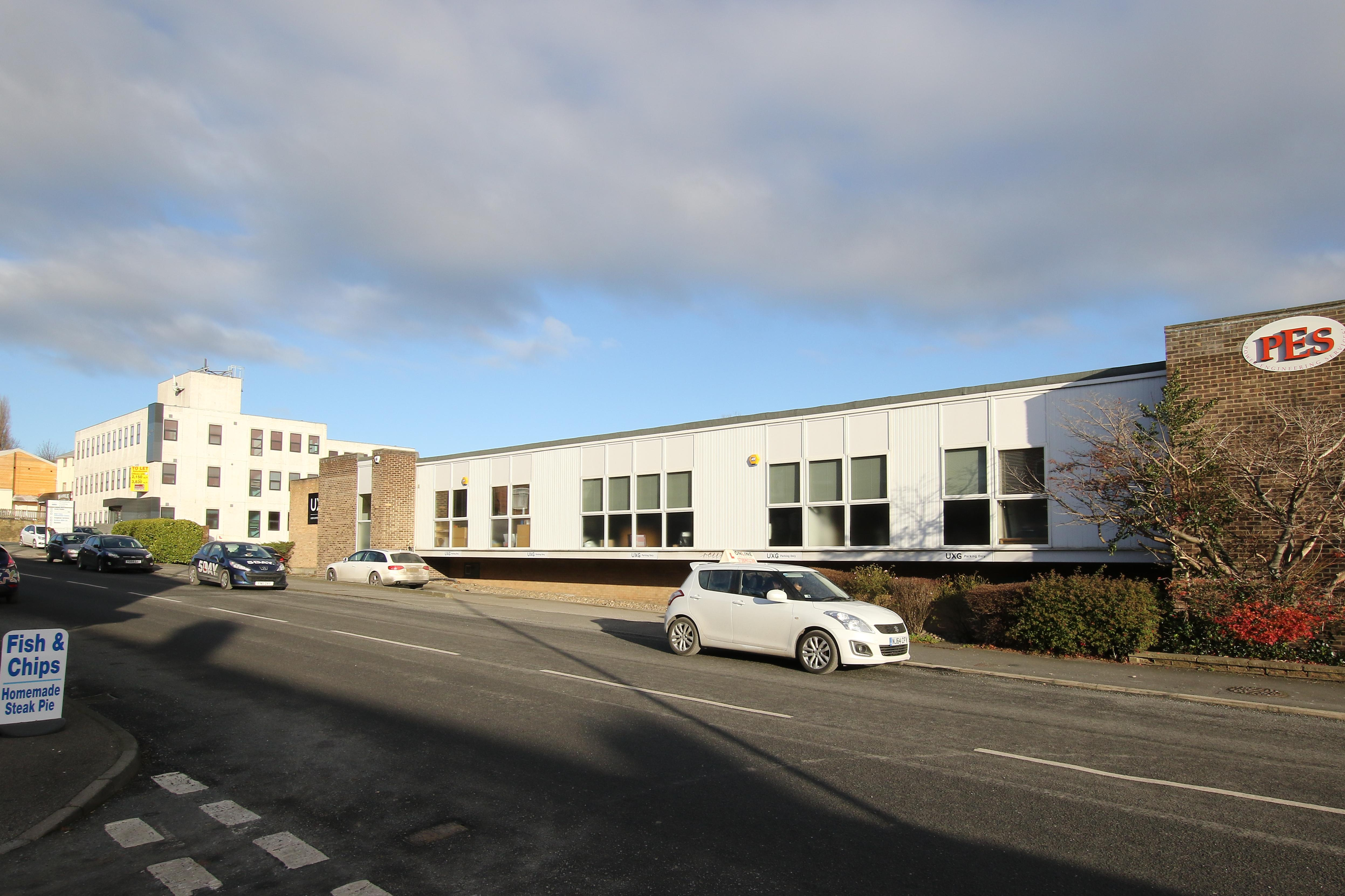 Office Leeds, LS18 5NY - Woodside Trading Estate