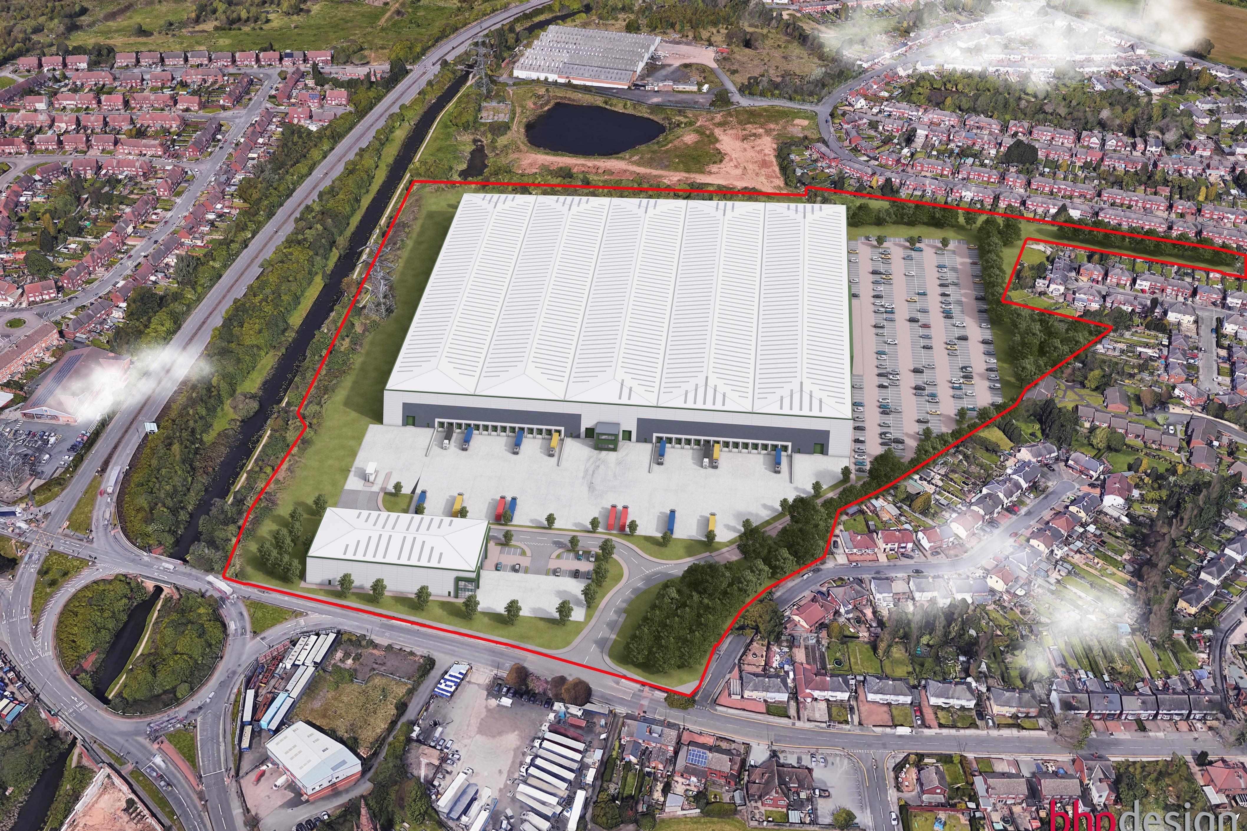 Industrial Walsall, WS10 7RG - Iron Park
