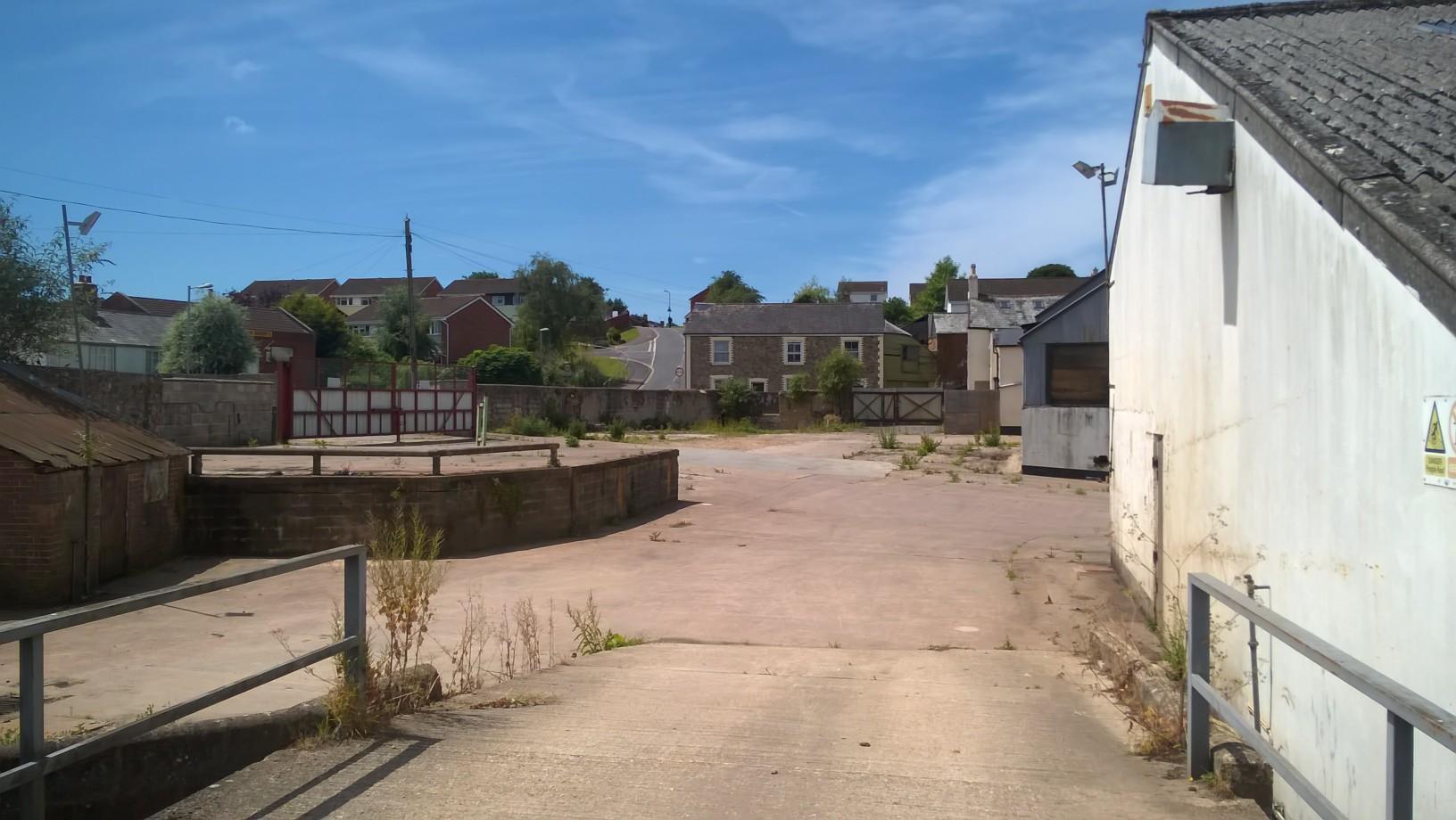 Land Honiton, EX14 1JZ - Foundry Yard