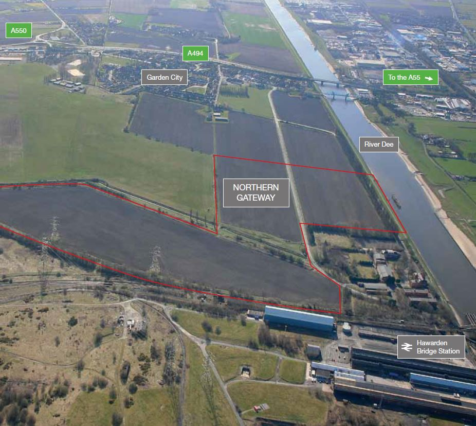 Industrial Deeside, CH5 - Northern Gateway