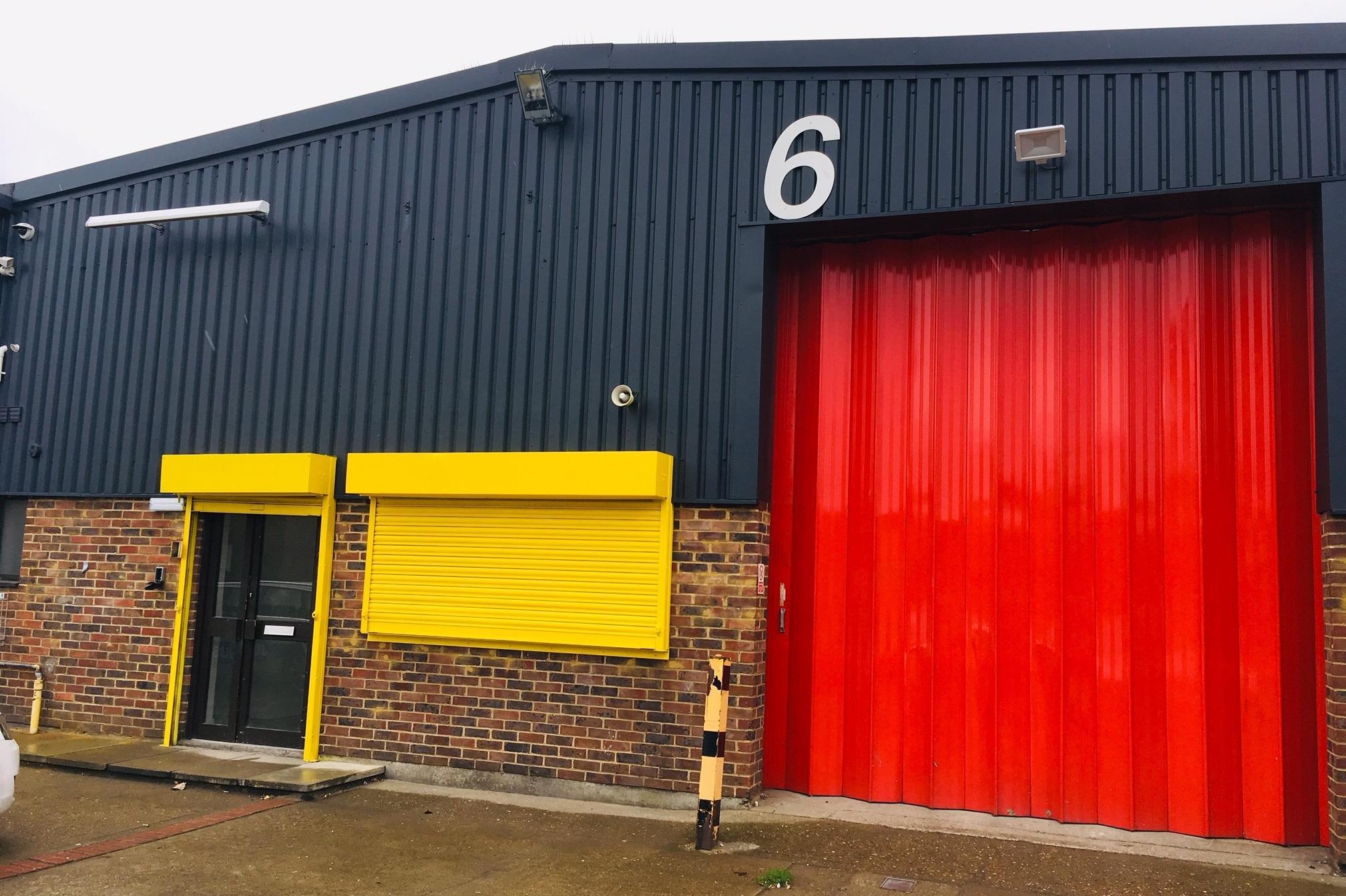 Industrial Epsom, KT17 1DH - Unit 6 Nonsuch Industrial Estate