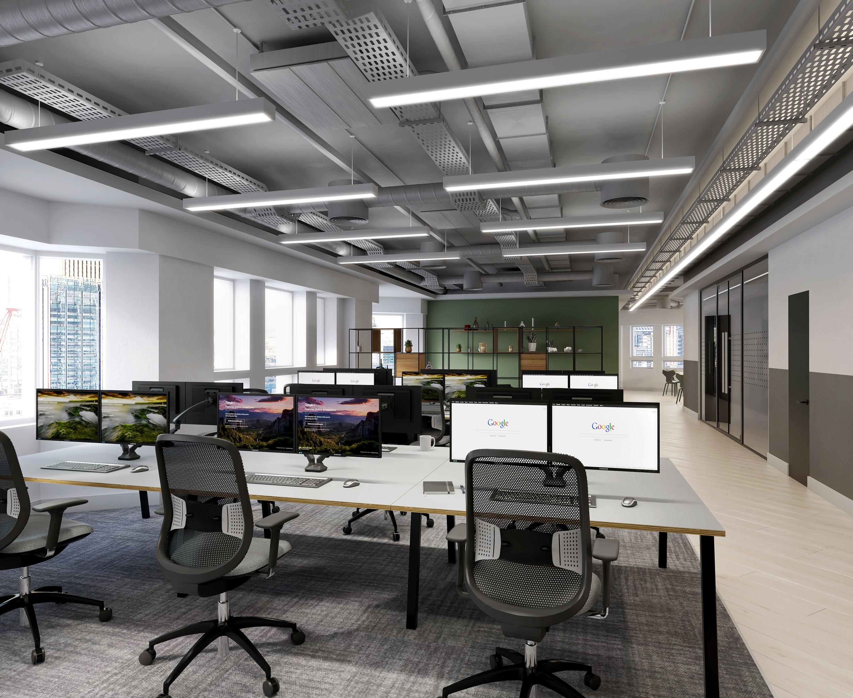 Office London, EC2M 7AD - 85 London Wall