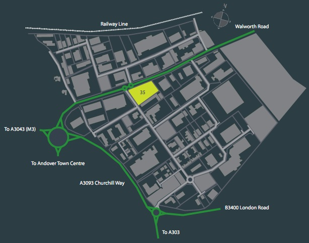Industrial Andover, SP10 5LH - Blueprint, Plot 35, Walworth Business Park