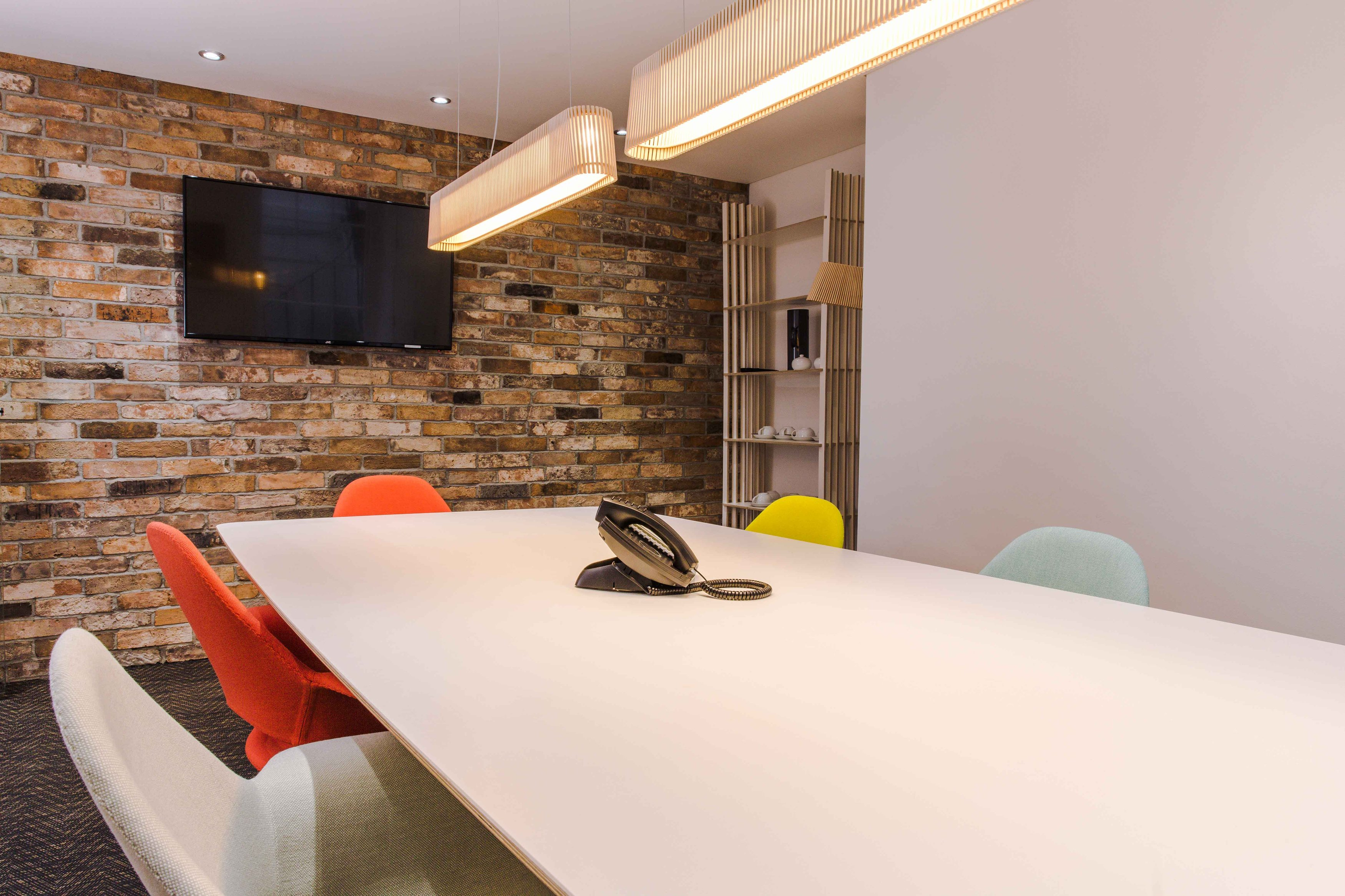 Serviced office London, WC1A 2DA - 5 Southampton Place