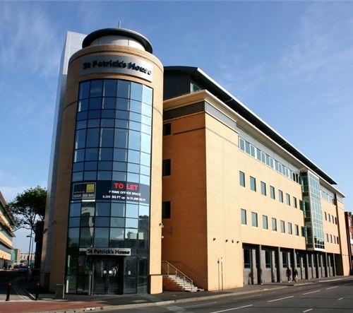 Office Cardiff, CF10 5ZA - St. Patricks House, Cardiff