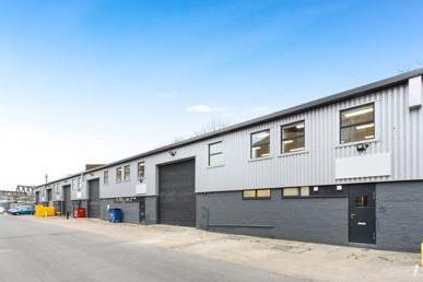 Industrial London, SE14 5RW - Units 4A & 5A Juno Way Industrial Estate